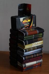 Sarung Atlas Premium 750 dengan 5500 Benang