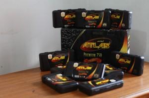Sarung Atlas Premium 5500 Benang Kemasan Kotak
